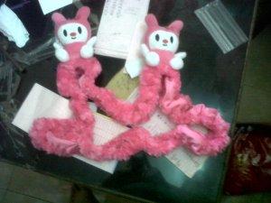 Bandana Melody Pink